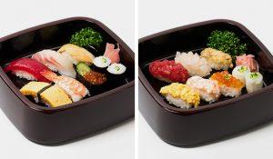 大阪市内を中心に、極きざみ食まで対応した「介護施設向け宅配寿司」を開始。
